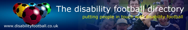 The Disability Football Directory