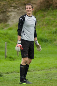 Robert Holmes - Ilfracombe Town Reserves