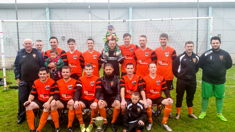 Sporting Barum FC - Intermediate One Champions 2015-16