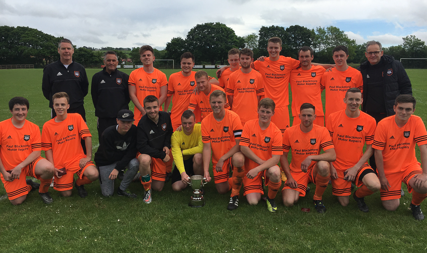 Appledore Reserves FC - Intermediate One Division Champions
