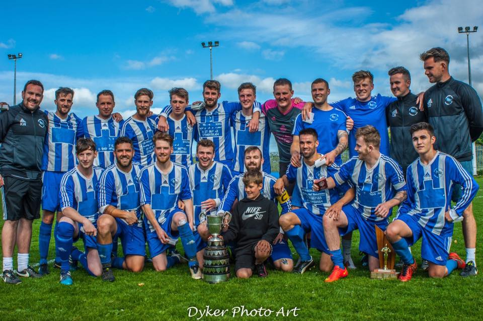 Ilfracombe Town FC - Premier Division Champions