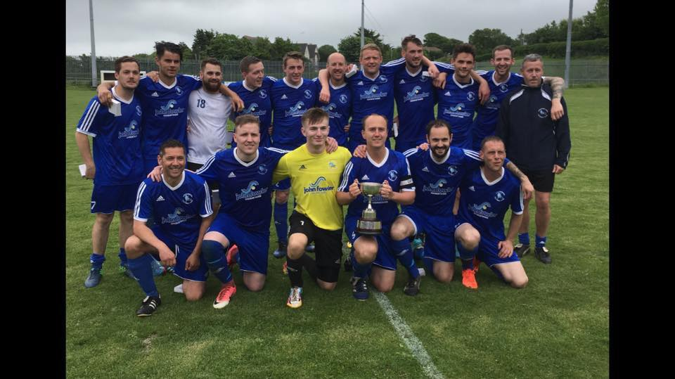 Ilfracombe Town Reserves FC - Senior Division Champions