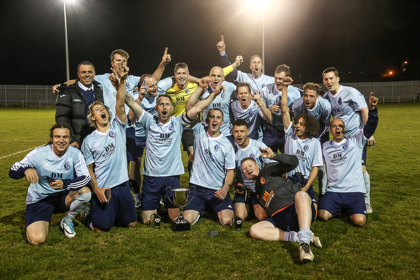 Northam Lions Reserves FC - Bill Smale Cup Winners
