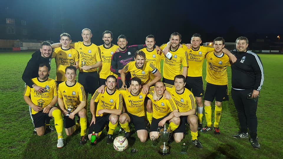 Park United FC - Brayford Cup Winners