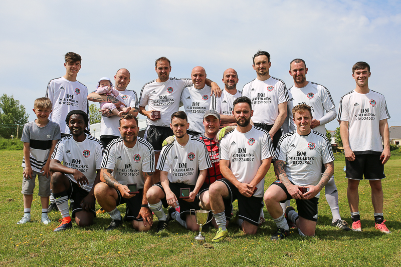 Bideford CAFC Spurs FC - Intermediate Two Division Champions