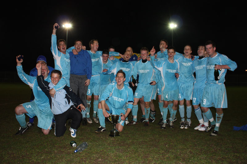 Wrey Arms Winners North Devon Journal Cup 2010